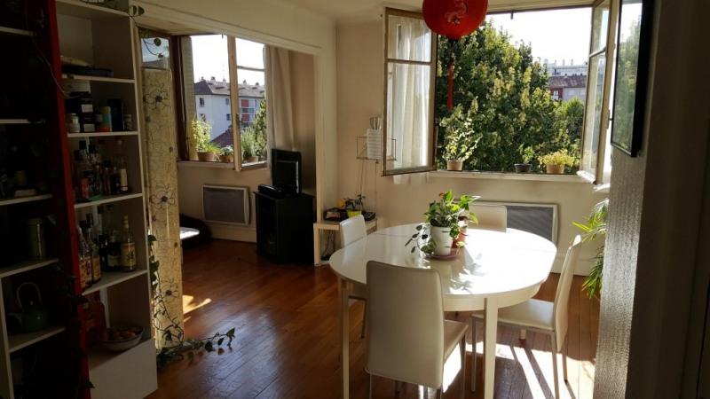 Vente appartement Villeurbanne 179000€ - Photo 1