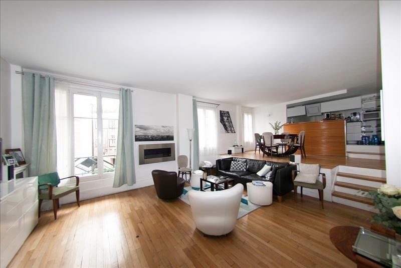 Sale apartment Boulogne billancourt 860000€ - Picture 1