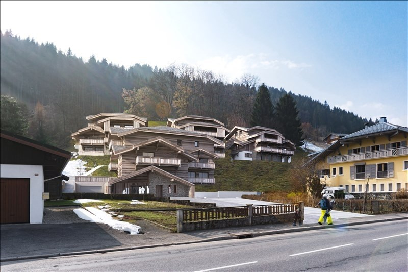 Sale apartment Morzine 396 800€ - Picture 1