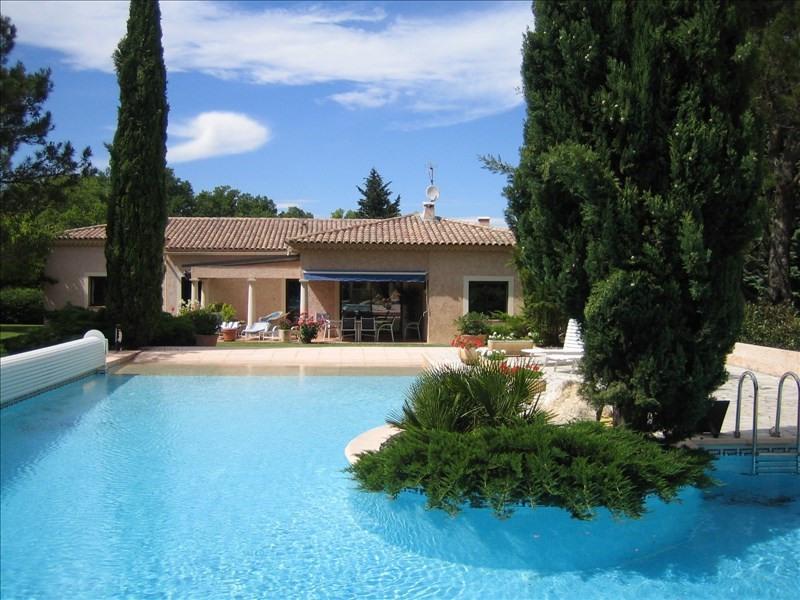 Vente de prestige maison / villa Eguilles 1290000€ - Photo 2