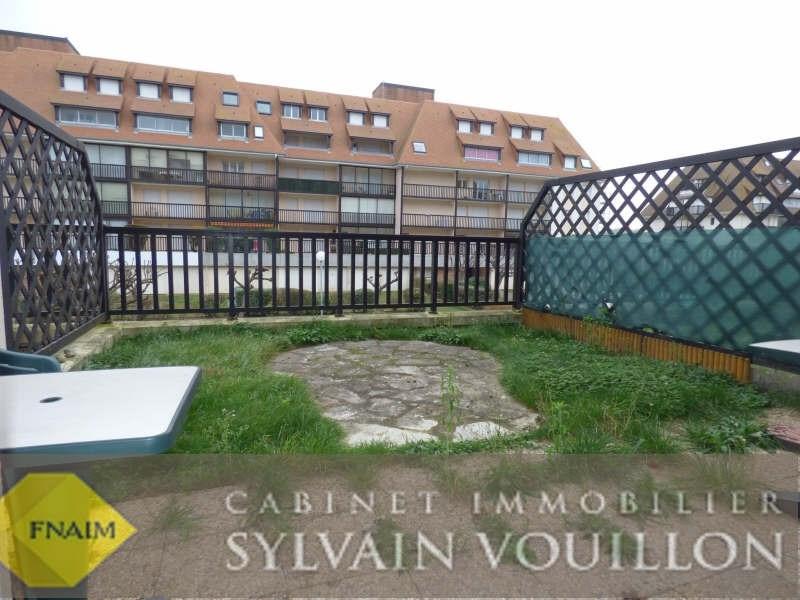 Vendita appartamento Villers sur mer 117000€ - Fotografia 2