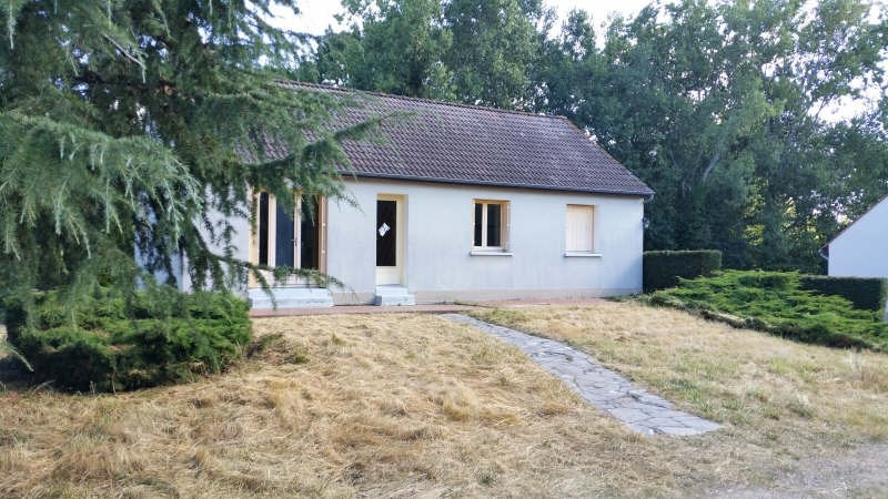 Location maison / villa Tigy 700€ CC - Photo 1
