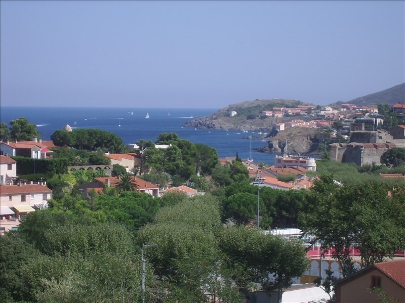 Sale apartment Collioure 265 000€ - Picture 3