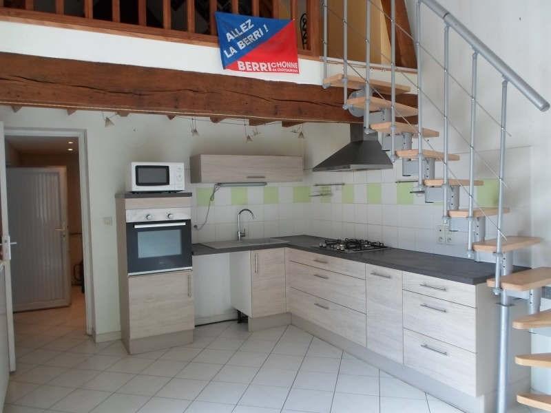Sale house / villa Chabris 127200€ - Picture 3