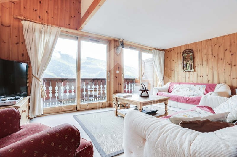 Vente de prestige appartement Meribel 1130000€ - Photo 1