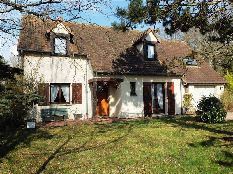 Vente maison / villa Hermeray 294000€ - Photo 1