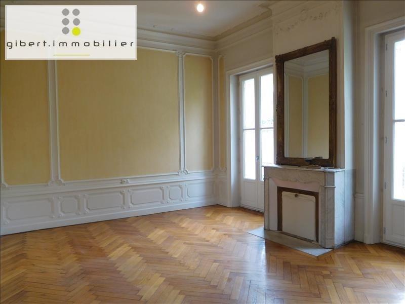 Rental apartment Le puy en velay 736,79€ CC - Picture 3