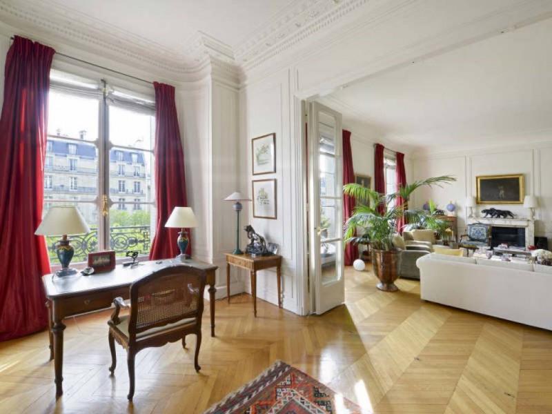 Vente de prestige appartement Paris 16ème 4900000€ - Photo 2
