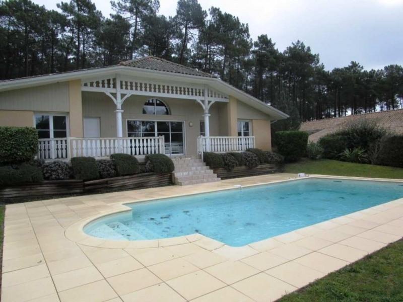 Vente de prestige maison / villa Lacanau ocean 570000€ - Photo 1