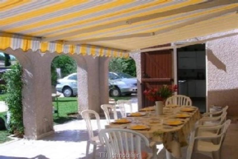 Vacation rental house / villa Sainte maxime  - Picture 5
