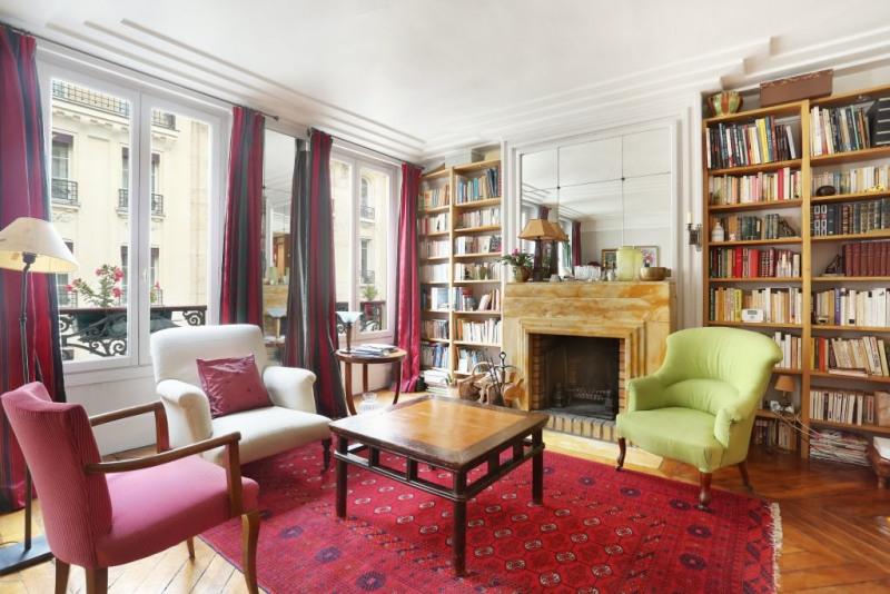Vente de prestige appartement Paris 9ème 700000€ - Photo 1