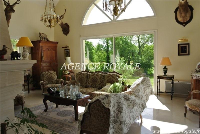 Vente de prestige maison / villa Chambourcy 1480000€ - Photo 7