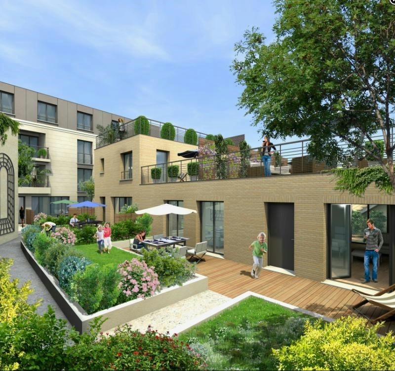 Les terrasses saint genes programme immobilier neuf for Promoteur immobilier neuf