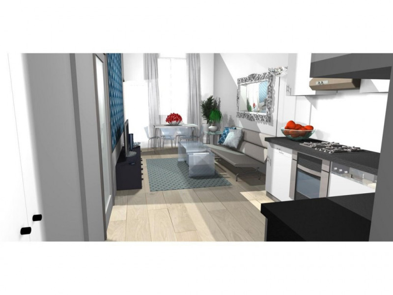 Vente appartement Nice 280000€ - Photo 7