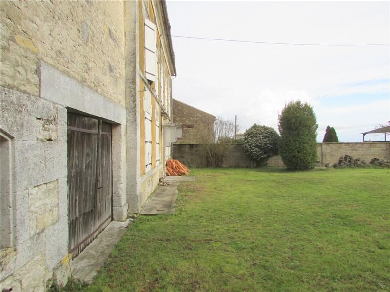 Vente maison / villa Marcillac lanville 87000€ - Photo 10