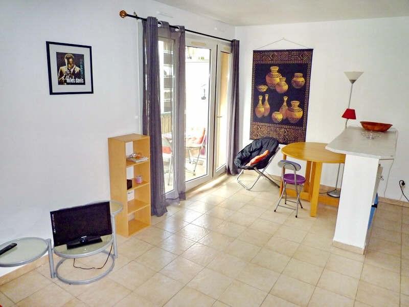 Affitto appartamento Nice 550€ CC - Fotografia 3