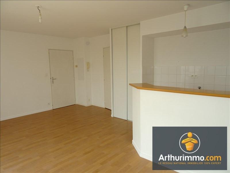 Rental apartment St brieuc 465€ CC - Picture 3