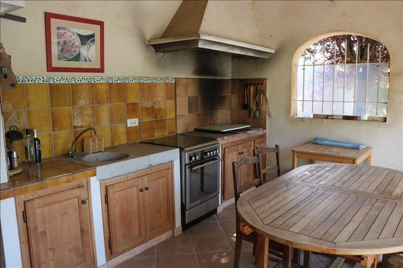 Vente maison / villa Le puy-sainte-réparade 429000€ - Photo 9