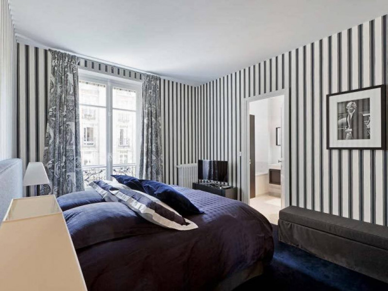 Vente de prestige appartement Paris 16ème 2260000€ - Photo 9