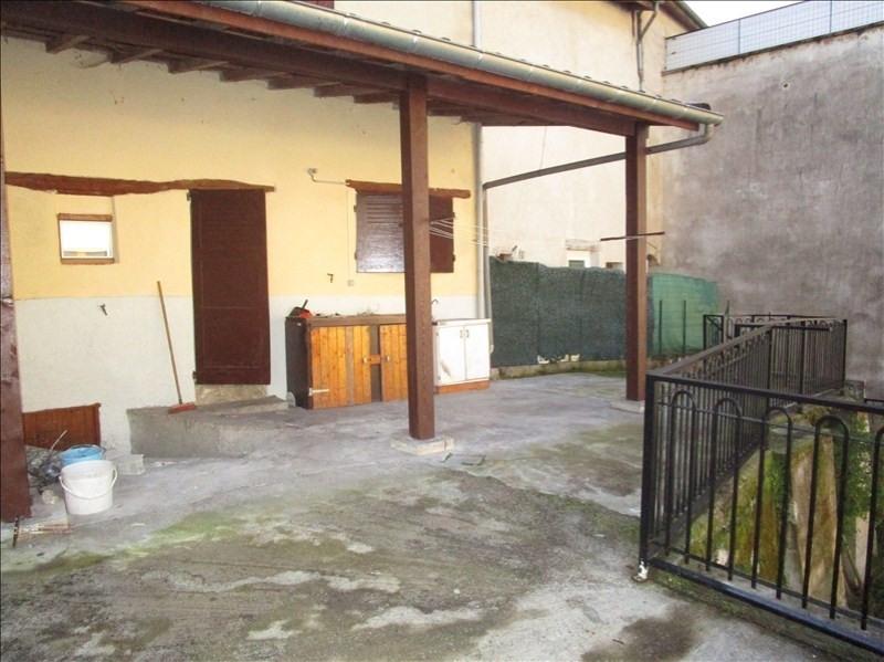 Sale house / villa St sauveur 127000€ - Picture 2