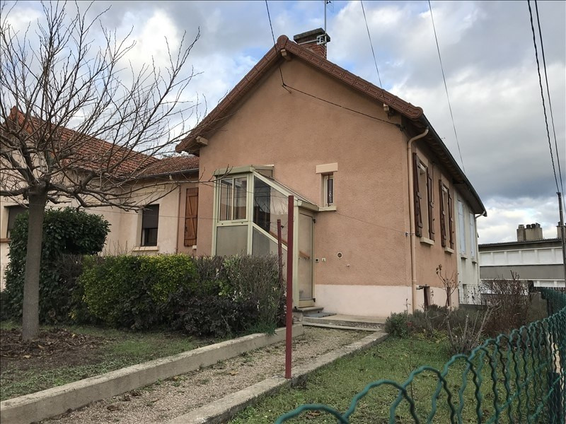 Sale house / villa Roanne 85 000€ - Picture 2