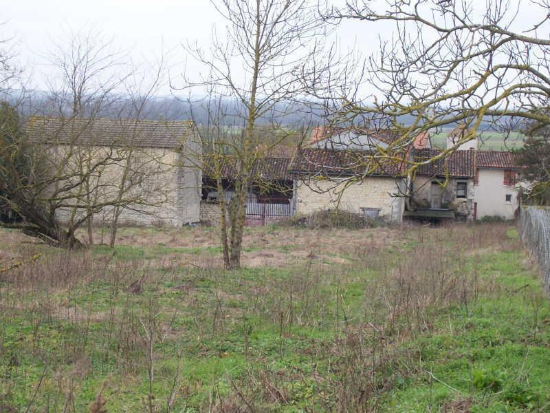 Vente terrain Aigre 34100€ - Photo 1