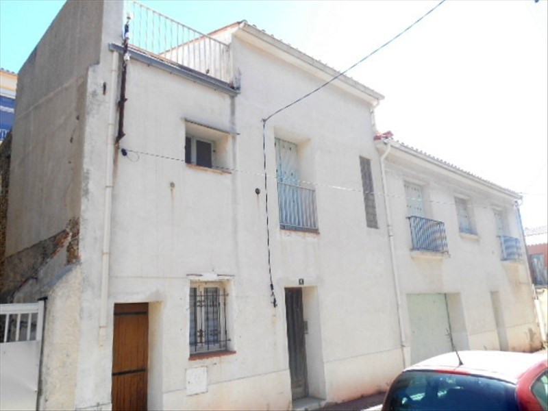 Sale building Port vendres 195 000€ - Picture 1