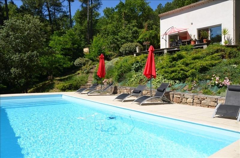 Vente maison / villa Vallon pont d arc 420000€ - Photo 9