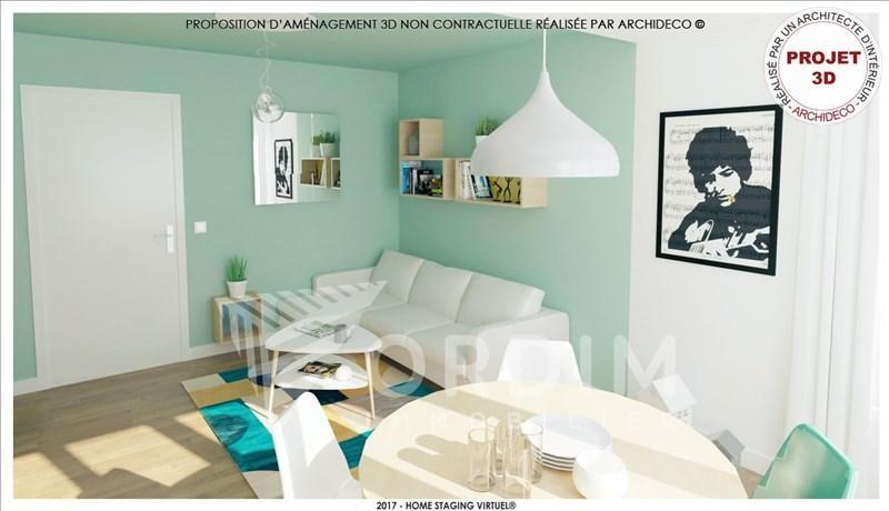 Sale apartment Auxerre 56000€ - Picture 3
