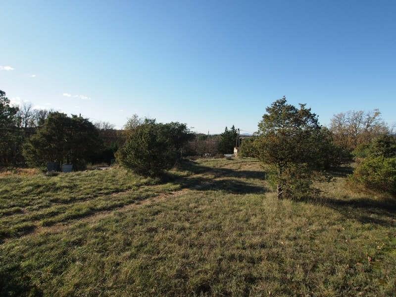 Verkoop  stukken grond Barjac 65000€ - Foto 3