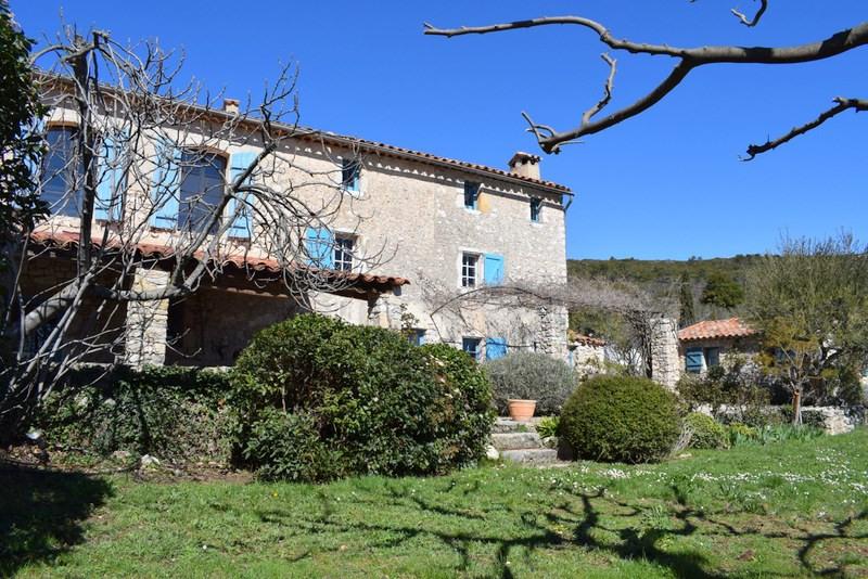 Venta de prestigio  casa Mons 715000€ - Fotografía 4