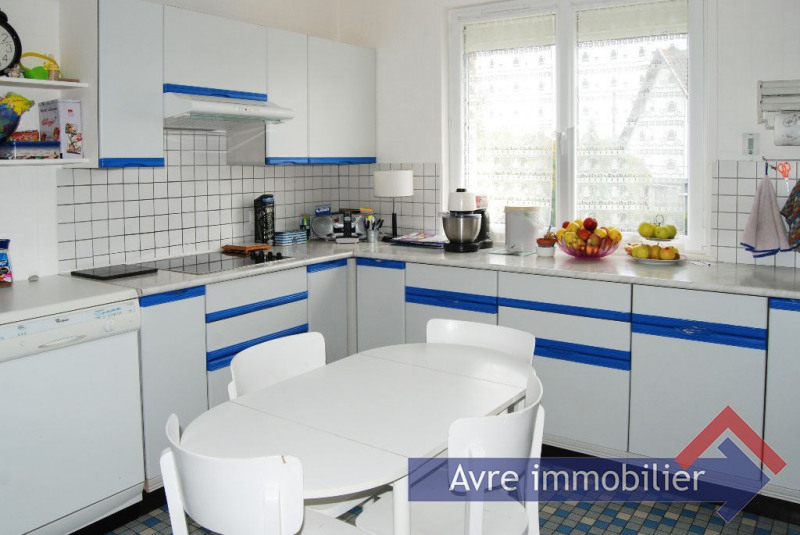 Vente maison / villa Verneuil d avre et d iton 165000€ - Photo 2