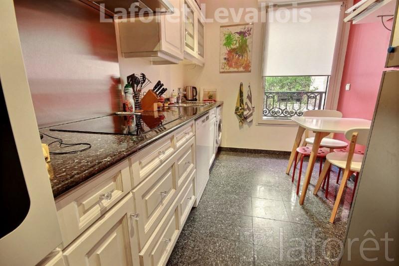 Vente de prestige appartement Levallois perret 1150000€ - Photo 3