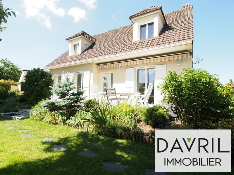 Sale house / villa Conflans ste honorine 599000€ - Picture 1
