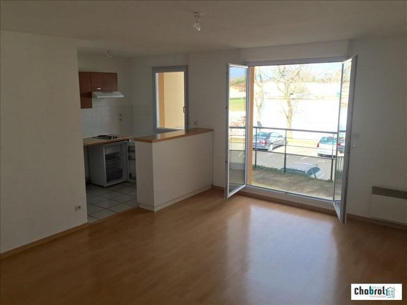 Vente appartement Caussade 69500€ - Photo 1