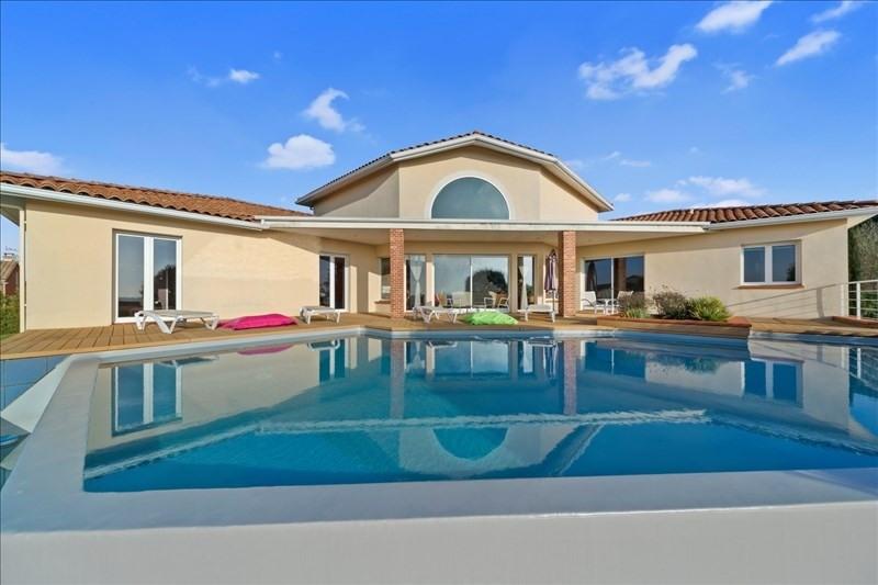 Vente de prestige maison / villa Aigrefeuille 850000€ - Photo 1