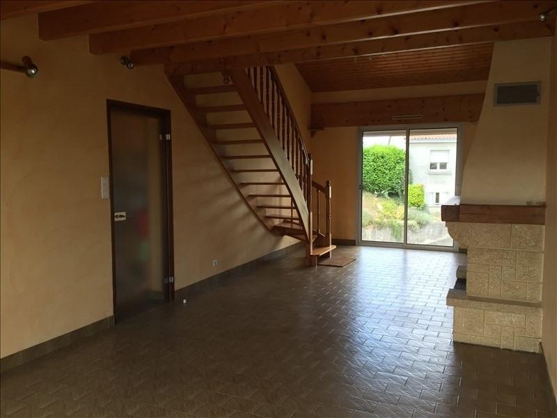 Vente maison / villa Montfaucon-montigne 156500€ - Photo 2