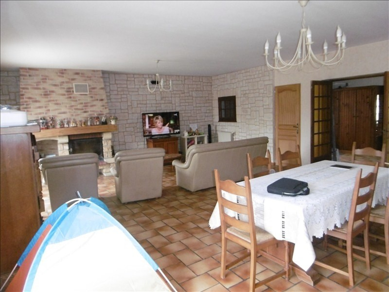 Vente maison / villa Seraucourt le grand 159 500€ - Photo 2