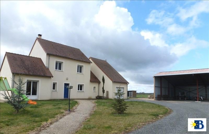 Vente maison / villa Leigne les bois 222600€ - Photo 1