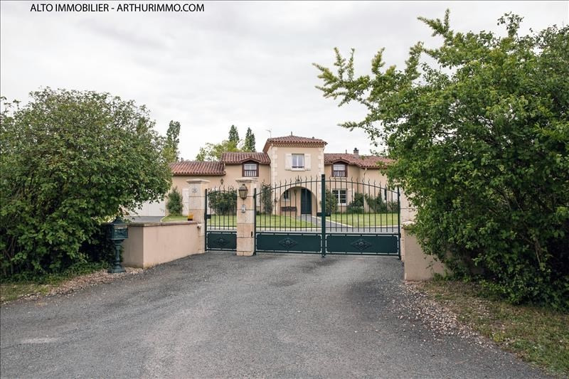 Vente maison / villa Nerac 466400€ - Photo 9