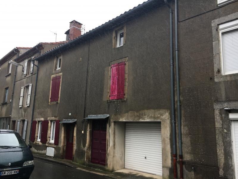 Vente maison / villa Labastide rouairoux 125000€ - Photo 1