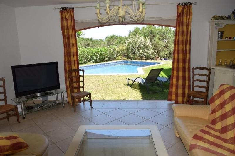 Sale house / villa Ste maxime 1270000€ - Picture 4