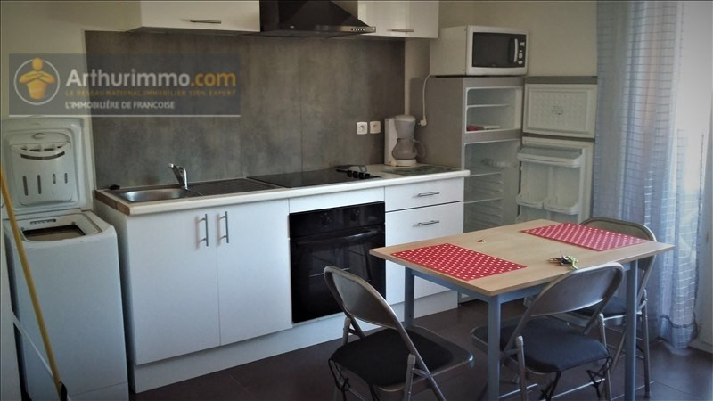 Investment property apartment Rougiers 93000€ - Picture 1