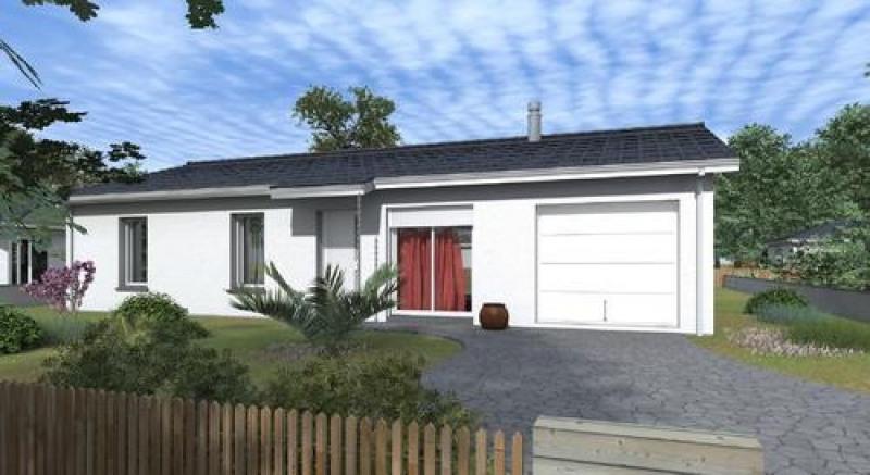 Maison  5 pièces + Terrain 410 m² Gujan-Mestras par TANAIS HABITAT