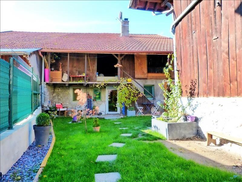 Vente maison / villa Marignier 250000€ - Photo 1