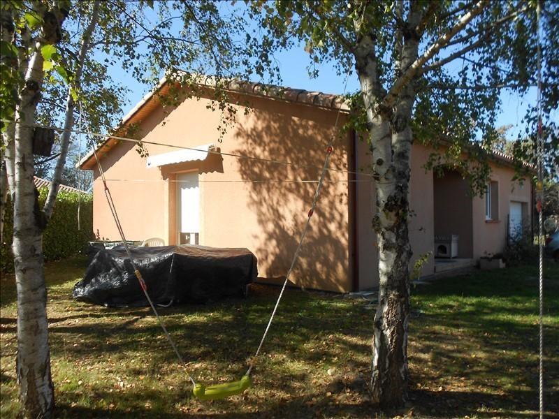 Vente maison / villa St lys 231088€ - Photo 1