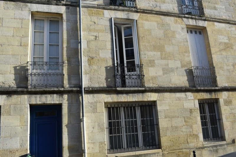 Vente appartement Bordeaux 189 000€ - Photo 1