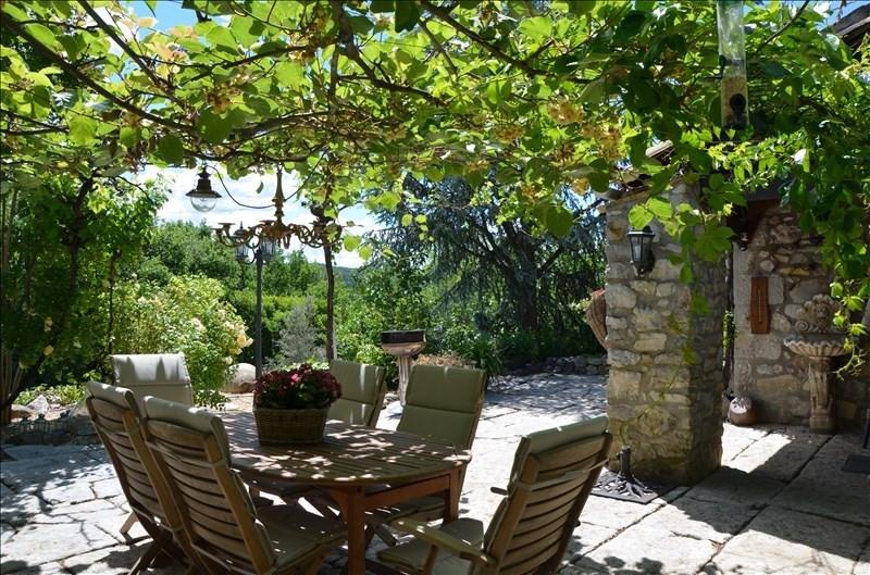 Vente maison / villa Chauzon 371500€ - Photo 16