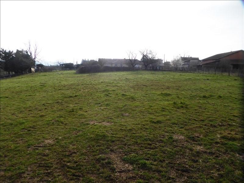 Vente terrain Eyzin pinet 90000€ - Photo 2