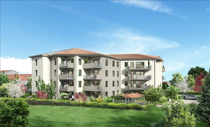 Vente appartement Eyzin pinet 210000€ - Photo 1